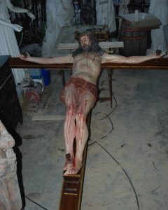 Cristo a braccia aperte