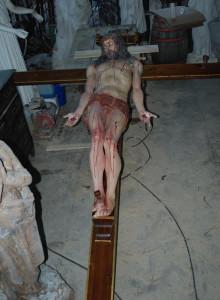 Cristo a braccia chiuse
