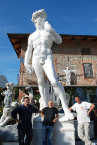 Statua Davide di Michelangelo