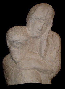 Anatomia LA 32 Torso anteriore Pietà Rondanini