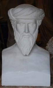 Busto LB 181 Filosofo Pitagora