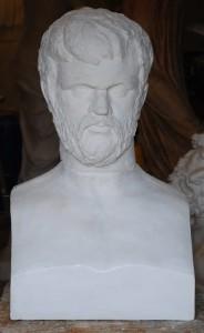 Busto LB 182 Filosofo Senofonte