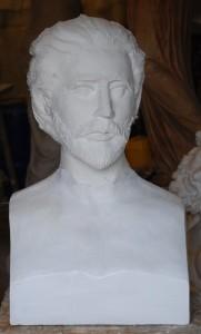 Busto LB 184 Giosuè Carducci