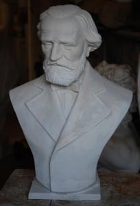Busto LB 186 Giuseppe Verdi