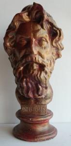 Busto di Antistene
