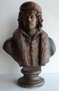 Busto di Rembrant.