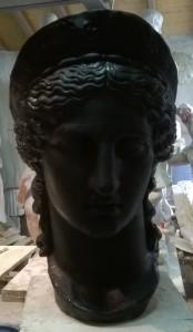 LB 215 Hera Ludovisi - Antonia Minore h. cm. 66