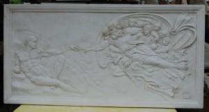 Bassorilievo LR 164 Creazione di Adamo