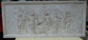 Bassorilievo LR 167 Hermes e Dioniso