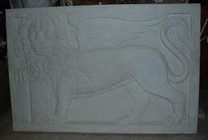 LR 169 Leone di San Marco h. cm. 100x150