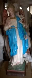 LS 271 San Gabriele Arcangelo h. cm. 112