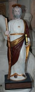 LS 274 San Tommaso Apostolo h. cm. 81