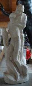 LS 297 Pietà Rondanini h. cm. 80