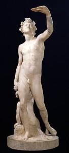LS 324 Bacco del Sansovino h. cm. 195