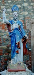 LS 339 San Gregorio Vescovo h. cm. 116
