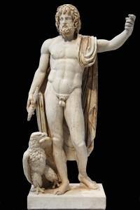 LS 340 Zeus h. cm. 180