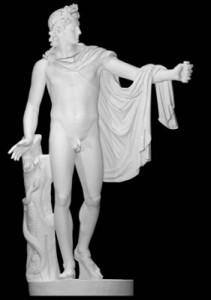 LS 351 Apollo del Belvedere h. cm. 176