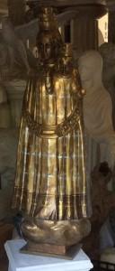 LS 369 Madonna con Bambino h. circa cm. 120