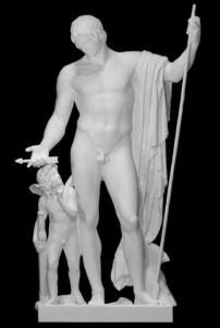 LS 370 Marte e Cupido h. cm. 186 – Museo Thorvaldsen