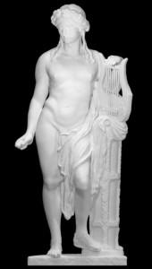 LS 374 Apollo di Pietro Galli h. cm. 170 – Galleria di Arte Moderna – Roma