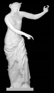 LS 380 Aphrodite Capua h. cm. 220 – Museo Archeologico di Napoli