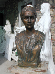 Busto LBR 161 Marie Curie