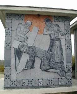 Monumento Caduta di Gesù