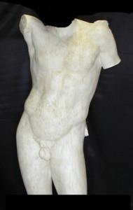 Torso Hermes di Prassitele