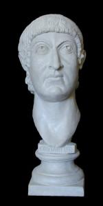 LB 117 Costantino Imperatore Romano