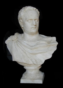 LB 122 Domiziano Imperatore Romano