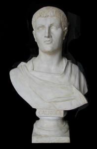 LB 123 Caligola Imperatore Romano
