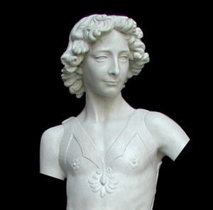 Busto LB 156 Davide del Verrocchio