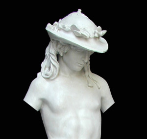 Busto LB 157 Davide di Donatello