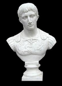 LB 24 Augusto Imperatore Romano