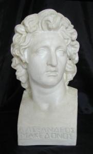 LB35 Alessandro Magno h. cm. 27