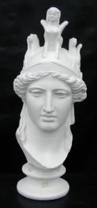 LB43 Atena Farnese h. cm. 67