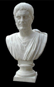 LB 78 Diocelziano Imperatore Romano