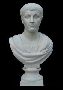 LB 7 Claudio Imperatore Romano