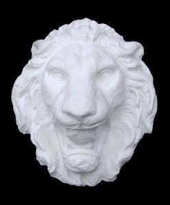 Maschera LM 24 Leoncino neoclassico