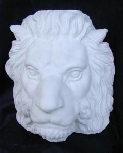 Maschera LM 30 Leone rinascimentale