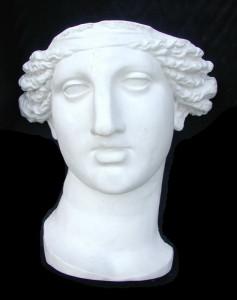 Maschera LM 43 Dioniso (Bacco)