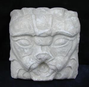 Maschera LM 4 Leoncino stilizzato