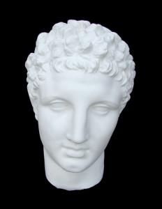 Maschera LM 59 Hermes di Prassitele