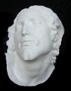 Maschera LM 5 Gesù Pietà Michelangelo