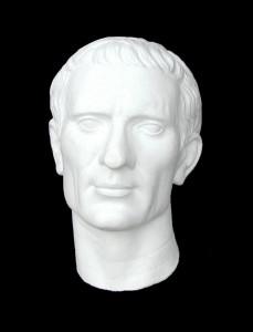 Maschera LM 65 Giulio Cesare