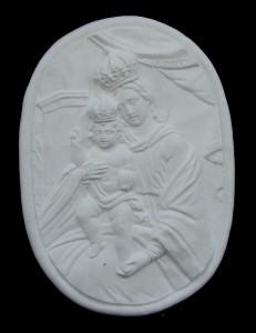 Bassorilievo LR 112 Madonna di Misobolo