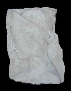 Bassorilievo LR 11 Santa Cecilia