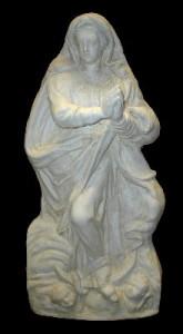 Bassorilievo LR 125 Madonna della luna