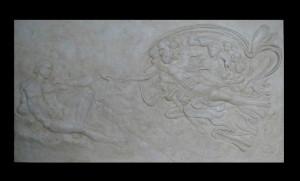 Bassorilievo LR 145 Creazione di Adamo