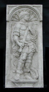Bassorilievo LR 44 S. Giorgio